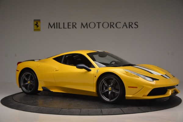 Used 2015 Ferrari 458 Speciale for sale Sold at Rolls-Royce Motor Cars Greenwich in Greenwich CT 06830 10