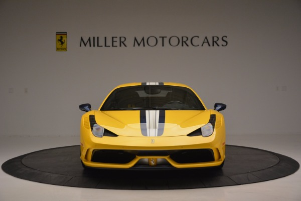 Used 2015 Ferrari 458 Speciale for sale Sold at Rolls-Royce Motor Cars Greenwich in Greenwich CT 06830 12