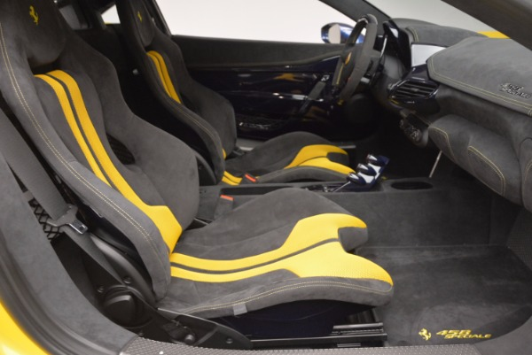 Used 2015 Ferrari 458 Speciale for sale Sold at Rolls-Royce Motor Cars Greenwich in Greenwich CT 06830 25