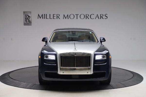 Used 2014 Rolls-Royce Ghost V-Spec for sale Call for price at Rolls-Royce Motor Cars Greenwich in Greenwich CT 06830 2