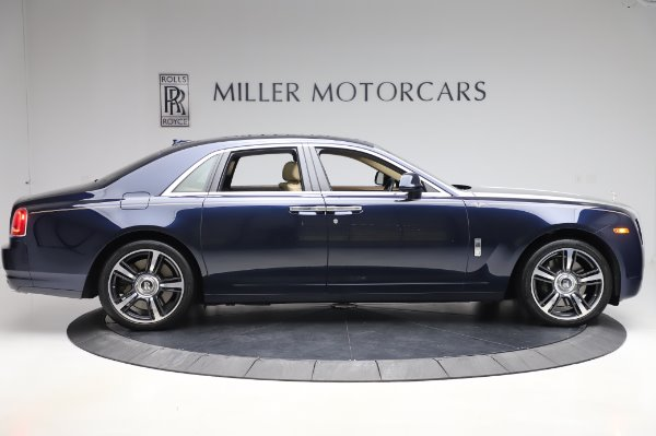 Used 2014 Rolls-Royce Ghost V-Spec for sale Call for price at Rolls-Royce Motor Cars Greenwich in Greenwich CT 06830 7