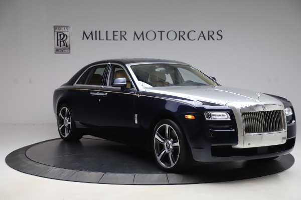 Used 2014 Rolls-Royce Ghost V-Spec for sale Call for price at Rolls-Royce Motor Cars Greenwich in Greenwich CT 06830 8