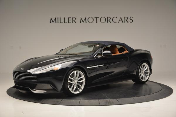 New 2016 Aston Martin Vanquish Volante for sale Sold at Rolls-Royce Motor Cars Greenwich in Greenwich CT 06830 14
