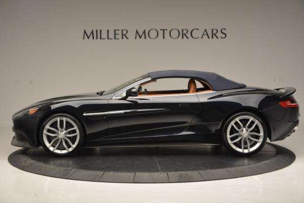 New 2016 Aston Martin Vanquish Volante for sale Sold at Rolls-Royce Motor Cars Greenwich in Greenwich CT 06830 16
