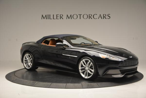New 2016 Aston Martin Vanquish Volante for sale Sold at Rolls-Royce Motor Cars Greenwich in Greenwich CT 06830 17