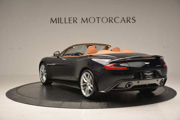 New 2016 Aston Martin Vanquish Volante for sale Sold at Rolls-Royce Motor Cars Greenwich in Greenwich CT 06830 5