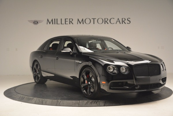 New 2017 Bentley Flying Spur W12 S for sale Sold at Rolls-Royce Motor Cars Greenwich in Greenwich CT 06830 11
