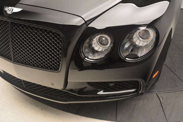 New 2017 Bentley Flying Spur W12 S for sale Sold at Rolls-Royce Motor Cars Greenwich in Greenwich CT 06830 14