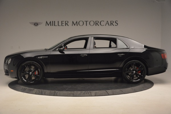 New 2017 Bentley Flying Spur W12 S for sale Sold at Rolls-Royce Motor Cars Greenwich in Greenwich CT 06830 3