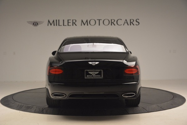 New 2017 Bentley Flying Spur W12 S for sale Sold at Rolls-Royce Motor Cars Greenwich in Greenwich CT 06830 6