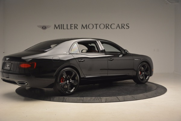 New 2017 Bentley Flying Spur W12 S for sale Sold at Rolls-Royce Motor Cars Greenwich in Greenwich CT 06830 8