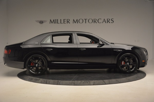 New 2017 Bentley Flying Spur W12 S for sale Sold at Rolls-Royce Motor Cars Greenwich in Greenwich CT 06830 9