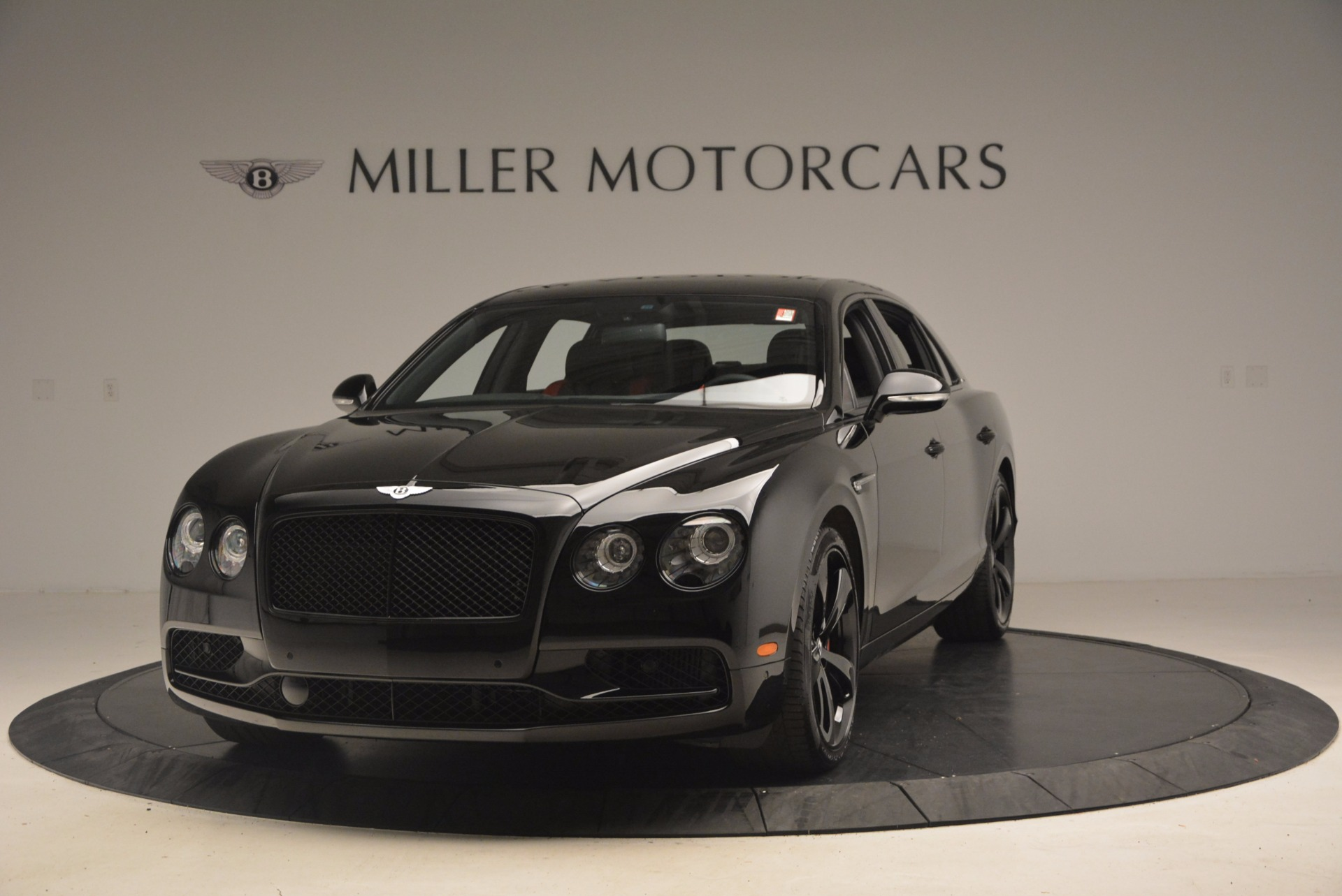 New 2017 Bentley Flying Spur W12 S for sale Sold at Rolls-Royce Motor Cars Greenwich in Greenwich CT 06830 1