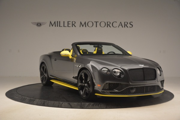 New 2017 Bentley Continental GT Speed Black Edition for sale Sold at Rolls-Royce Motor Cars Greenwich in Greenwich CT 06830 11