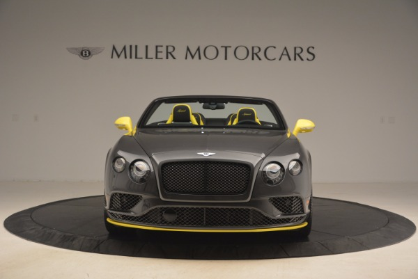 New 2017 Bentley Continental GT Speed Black Edition for sale Sold at Rolls-Royce Motor Cars Greenwich in Greenwich CT 06830 12