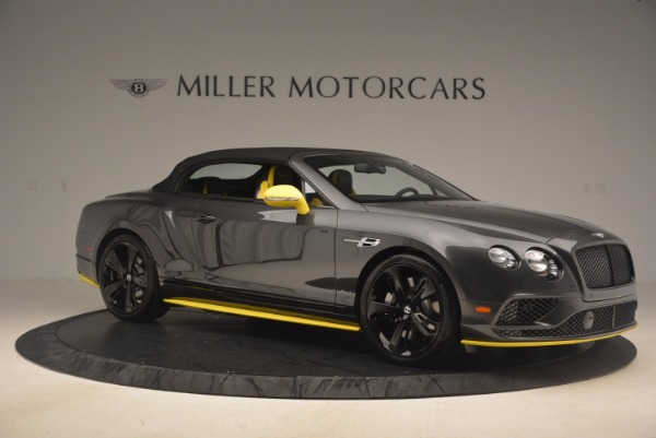 New 2017 Bentley Continental GT Speed Black Edition for sale Sold at Rolls-Royce Motor Cars Greenwich in Greenwich CT 06830 19
