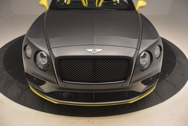 New 2017 Bentley Continental GT Speed Black Edition for sale Sold at Rolls-Royce Motor Cars Greenwich in Greenwich CT 06830 20