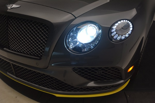 New 2017 Bentley Continental GT Speed Black Edition for sale Sold at Rolls-Royce Motor Cars Greenwich in Greenwich CT 06830 21