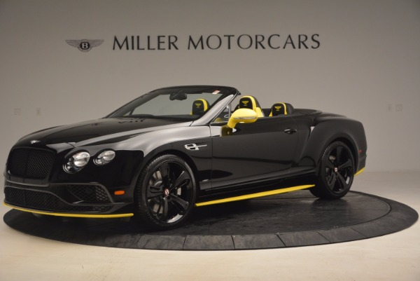 New 2017 Bentley Continental GT V8 S Black Edition for sale Sold at Rolls-Royce Motor Cars Greenwich in Greenwich CT 06830 2