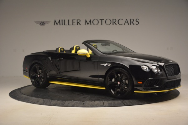 New 2017 Bentley Continental GT V8 S Black Edition for sale Sold at Rolls-Royce Motor Cars Greenwich in Greenwich CT 06830 9
