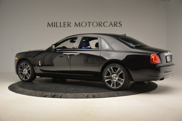 New 2017 Rolls-Royce Ghost for sale Sold at Rolls-Royce Motor Cars Greenwich in Greenwich CT 06830 5