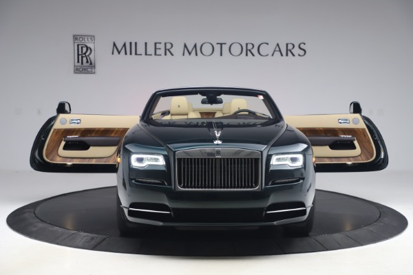 Used 2017 Rolls-Royce Dawn for sale $248,900 at Rolls-Royce Motor Cars Greenwich in Greenwich CT 06830 13