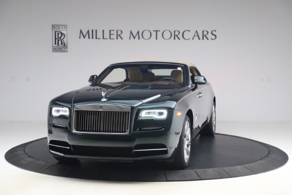 New 2017 Rolls-Royce Dawn for sale Sold at Rolls-Royce Motor Cars Greenwich in Greenwich CT 06830 14