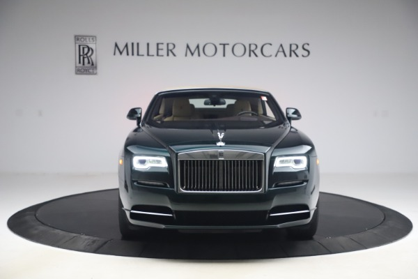 New 2017 Rolls-Royce Dawn for sale Sold at Rolls-Royce Motor Cars Greenwich in Greenwich CT 06830 15