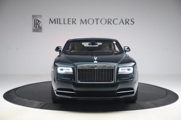 Used 2017 Rolls-Royce Dawn for sale $248,900 at Rolls-Royce Motor Cars Greenwich in Greenwich CT 06830 15