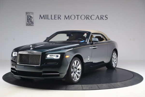 New 2017 Rolls-Royce Dawn for sale Sold at Rolls-Royce Motor Cars Greenwich in Greenwich CT 06830 16