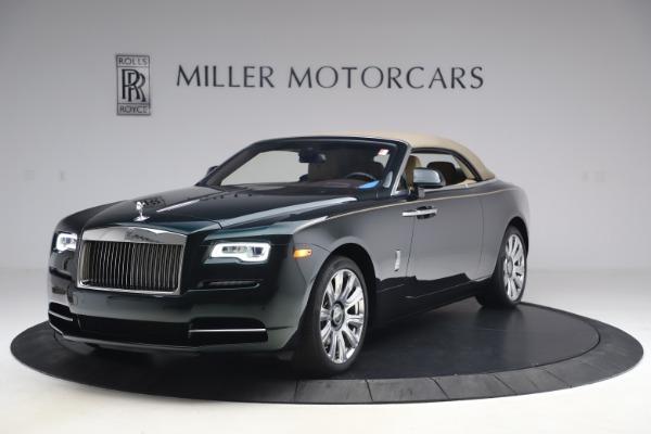 Used 2017 Rolls-Royce Dawn for sale $248,900 at Rolls-Royce Motor Cars Greenwich in Greenwich CT 06830 16
