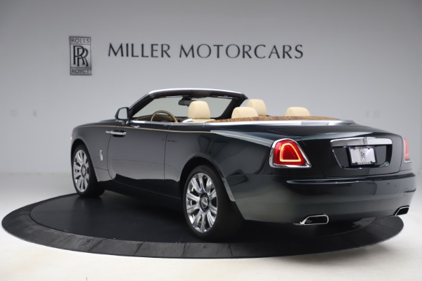 New 2017 Rolls-Royce Dawn for sale Sold at Rolls-Royce Motor Cars Greenwich in Greenwich CT 06830 6