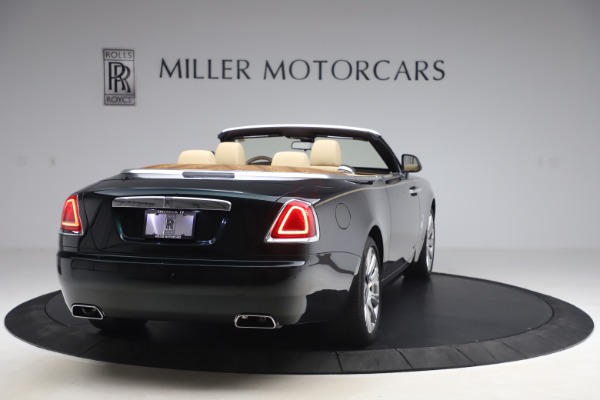 New 2017 Rolls-Royce Dawn for sale Sold at Rolls-Royce Motor Cars Greenwich in Greenwich CT 06830 8