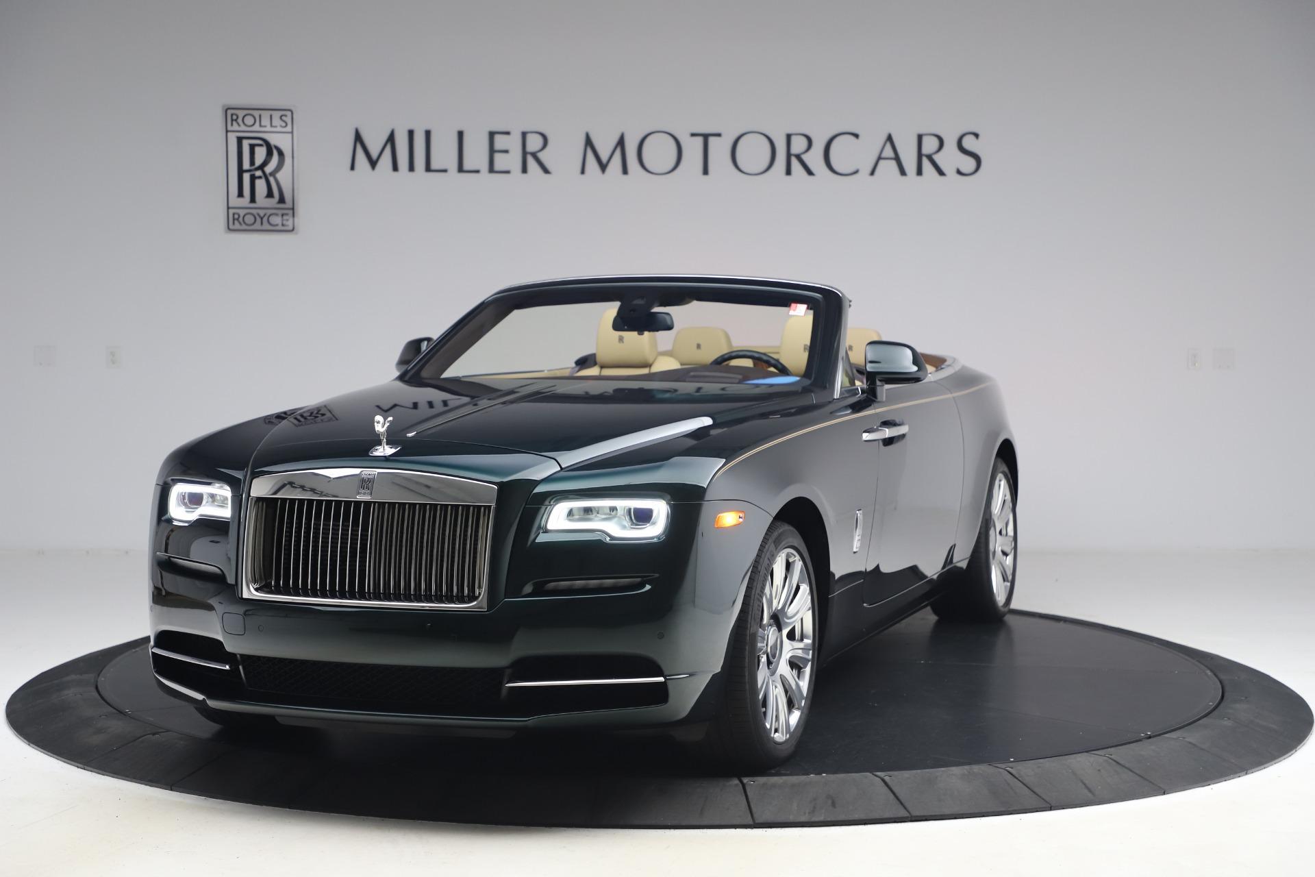 Used 2017 Rolls-Royce Dawn for sale $248,900 at Rolls-Royce Motor Cars Greenwich in Greenwich CT 06830 1