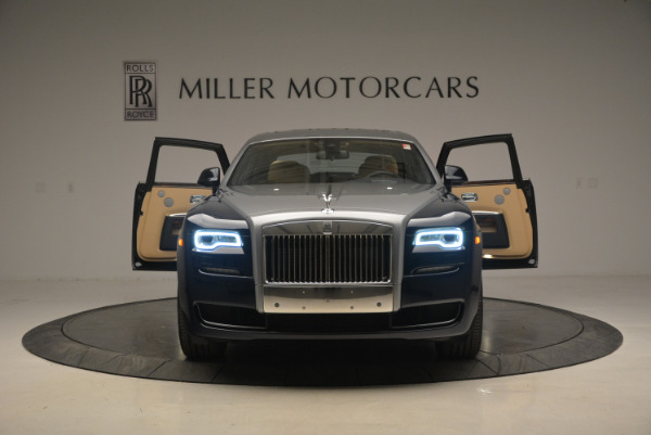 New 2017 Rolls-Royce Ghost for sale Sold at Rolls-Royce Motor Cars Greenwich in Greenwich CT 06830 12
