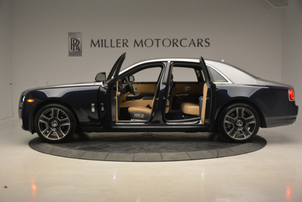New 2017 Rolls-Royce Ghost for sale Sold at Rolls-Royce Motor Cars Greenwich in Greenwich CT 06830 15