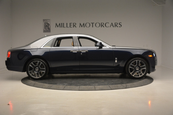 New 2017 Rolls-Royce Ghost for sale Sold at Rolls-Royce Motor Cars Greenwich in Greenwich CT 06830 9