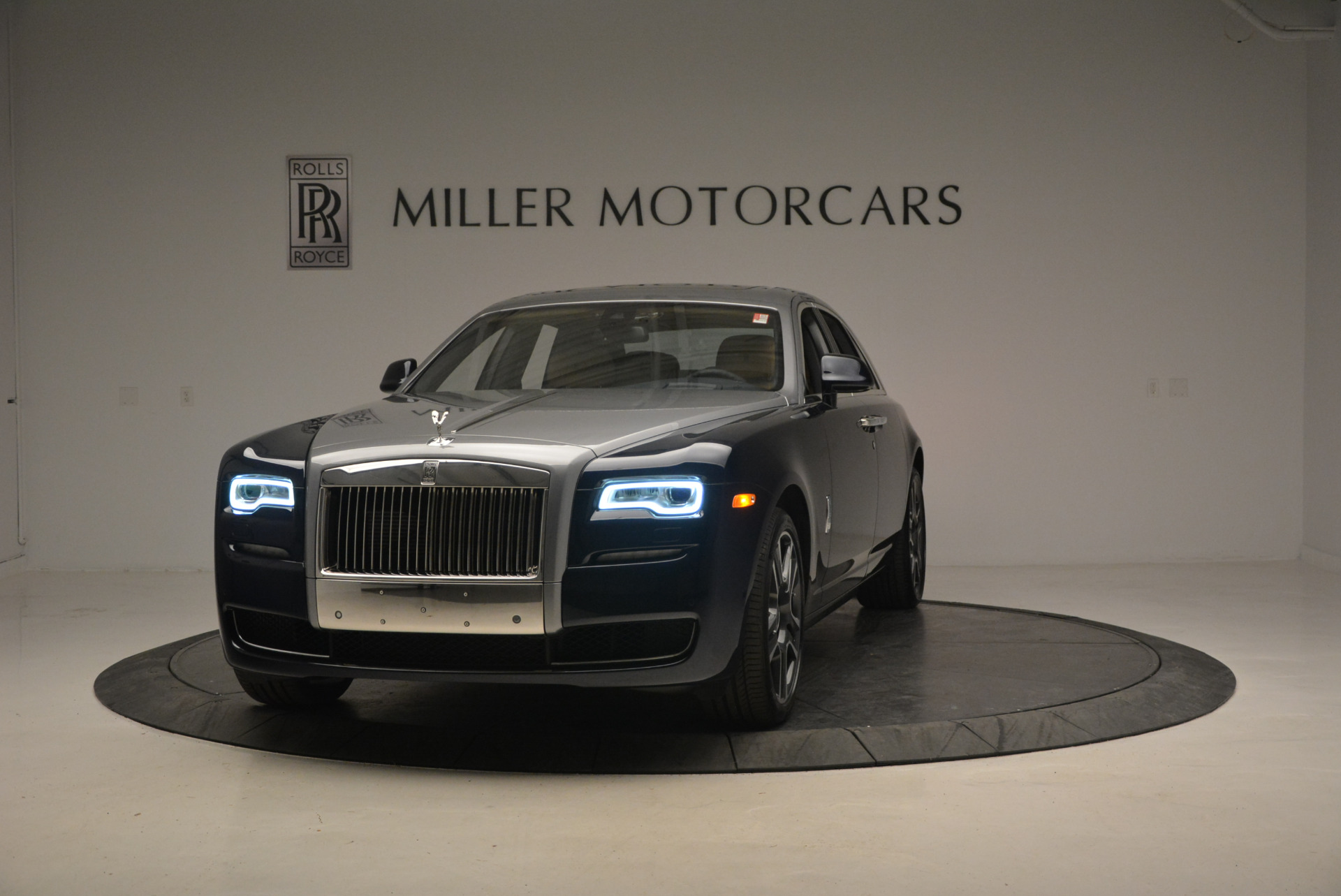 New 2017 Rolls-Royce Ghost for sale Sold at Rolls-Royce Motor Cars Greenwich in Greenwich CT 06830 1