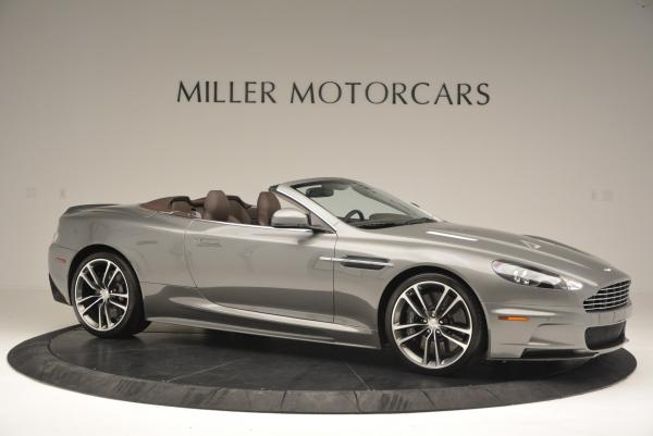 Used 2010 Aston Martin DBS Volante for sale Sold at Rolls-Royce Motor Cars Greenwich in Greenwich CT 06830 10