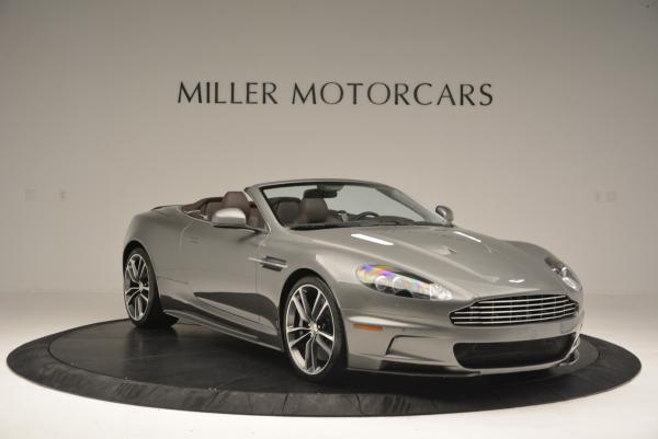 Used 2010 Aston Martin DBS Volante for sale Sold at Rolls-Royce Motor Cars Greenwich in Greenwich CT 06830 11