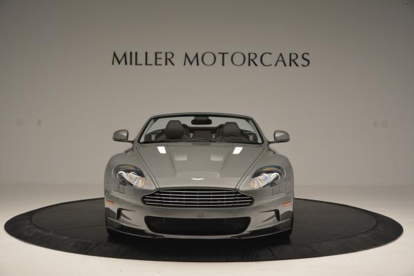 Used 2010 Aston Martin DBS Volante for sale Sold at Rolls-Royce Motor Cars Greenwich in Greenwich CT 06830 12