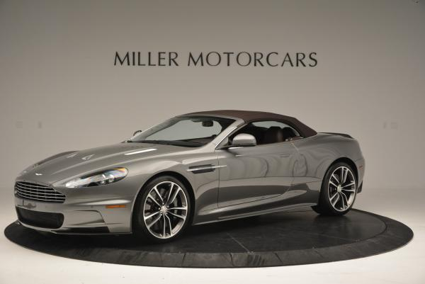 Used 2010 Aston Martin DBS Volante for sale Sold at Rolls-Royce Motor Cars Greenwich in Greenwich CT 06830 14