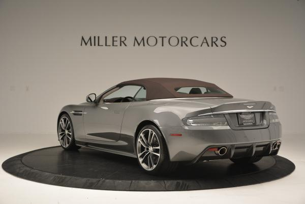 Used 2010 Aston Martin DBS Volante for sale Sold at Rolls-Royce Motor Cars Greenwich in Greenwich CT 06830 17