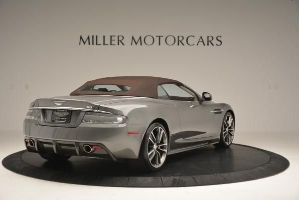 Used 2010 Aston Martin DBS Volante for sale Sold at Rolls-Royce Motor Cars Greenwich in Greenwich CT 06830 19