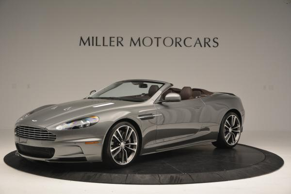 Used 2010 Aston Martin DBS Volante for sale Sold at Rolls-Royce Motor Cars Greenwich in Greenwich CT 06830 2