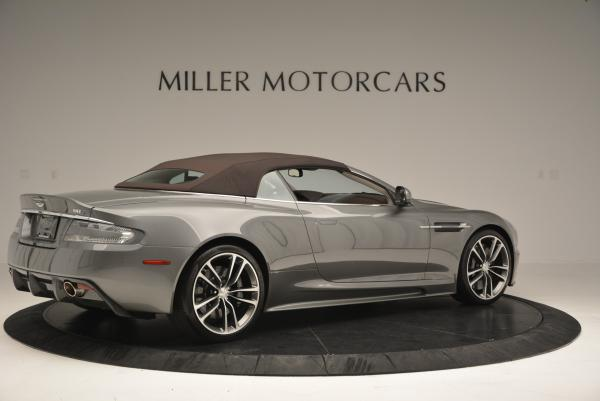 Used 2010 Aston Martin DBS Volante for sale Sold at Rolls-Royce Motor Cars Greenwich in Greenwich CT 06830 20