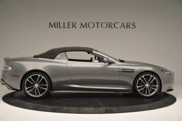 Used 2010 Aston Martin DBS Volante for sale Sold at Rolls-Royce Motor Cars Greenwich in Greenwich CT 06830 21