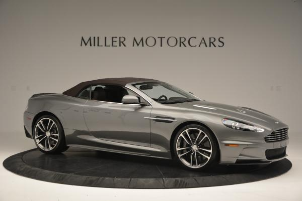 Used 2010 Aston Martin DBS Volante for sale Sold at Rolls-Royce Motor Cars Greenwich in Greenwich CT 06830 22