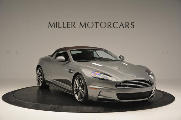 Used 2010 Aston Martin DBS Volante for sale Sold at Rolls-Royce Motor Cars Greenwich in Greenwich CT 06830 23