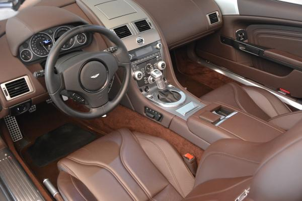 Used 2010 Aston Martin DBS Volante for sale Sold at Rolls-Royce Motor Cars Greenwich in Greenwich CT 06830 24